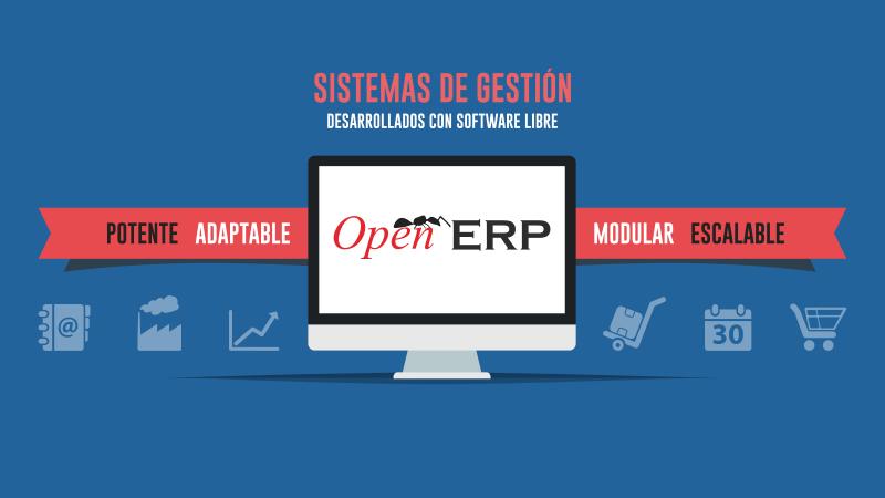 ¿Qué es OpenERP?