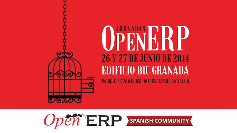 Trey organiza las VII Jornadas OpenERP Granada 2014