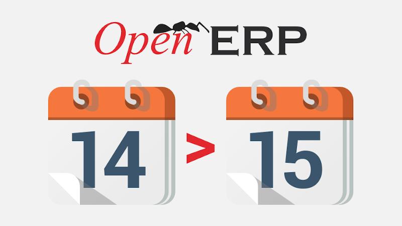 Cambio de Ejercicio Fiscal y creación de períodos en OpenERP