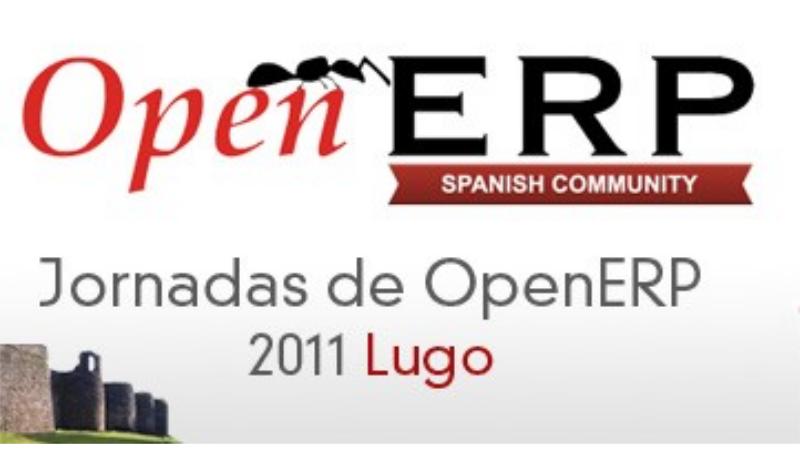 IV Jornadas de OpenERP 2011 (26 y 27 de Mayo)