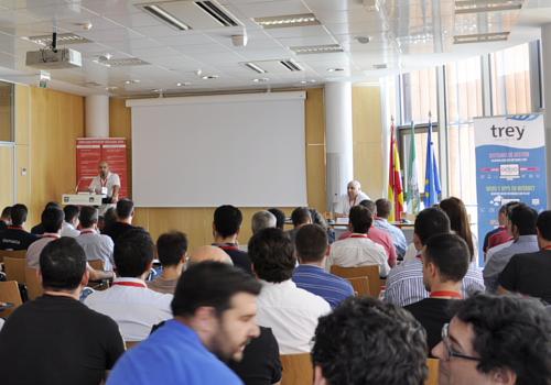 Presentación Jornadas Odoo/OpenERP 2014 en Granada organizadas por Trey